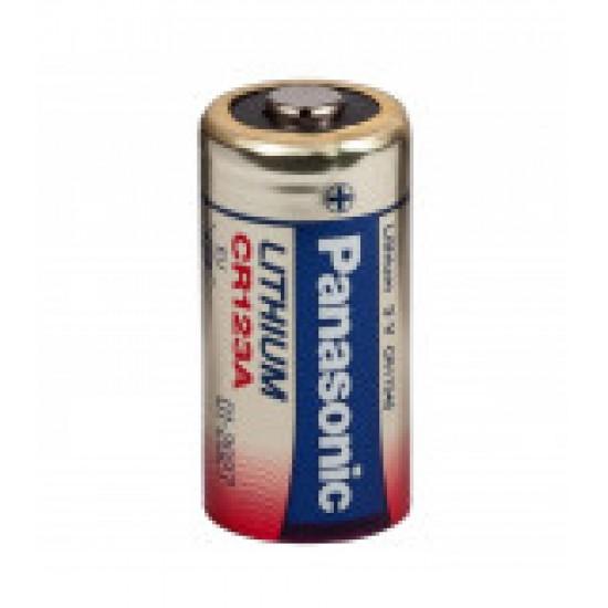 Baterie CR123A Litiu 3V Panasonic