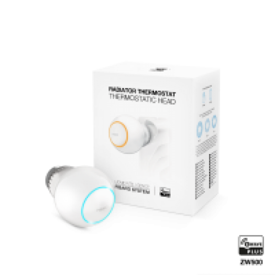 Cap termostat FIBARO