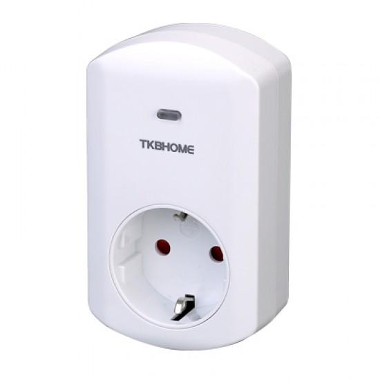 Priza perete inteligenta TKB Home Tip F