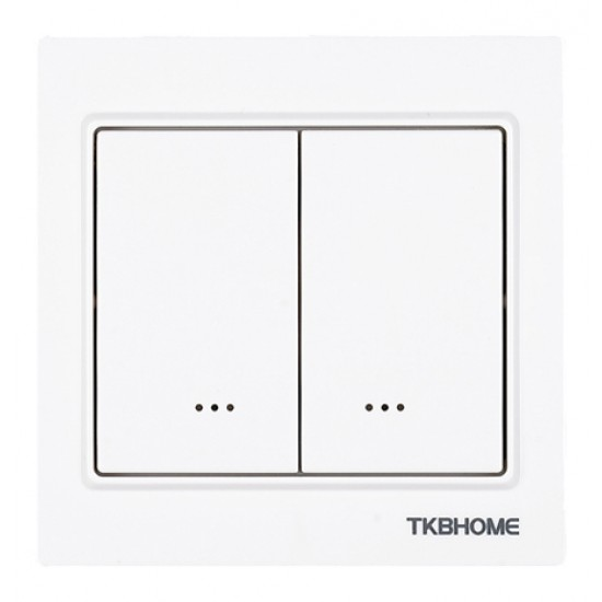 TKB Întrerupător inteligent dublu(colț drept)