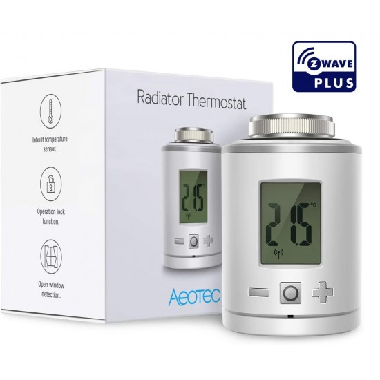 Termostat Radiator Aeotec