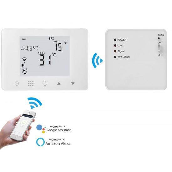 Termostat Smart Centrala Termica Wi-Fi