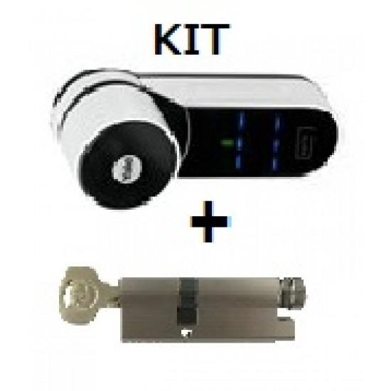 KIT Incuietoare + Cilindru Yale ENTR