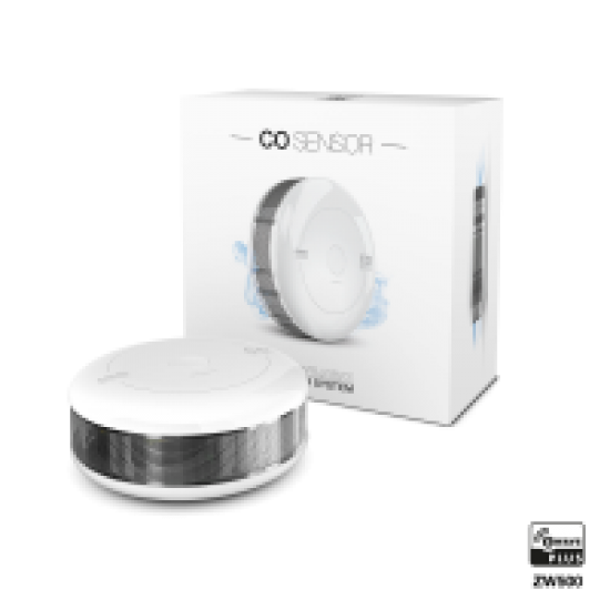 Senzor CO FIBARO